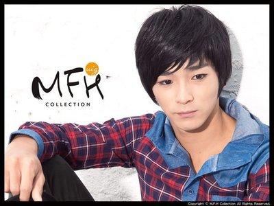 MFH韓國男假髮~韓劇髮型 修飾寬臉【...