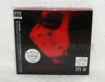 中島美嘉Mika Nakashima絕美驚艷 新歌加精選No More Rules(日版藍光CD+DVD五萬枚限定盤)~