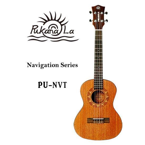 【名人樂器】航海系列 Pukanala Ukulele PU-NVT 26吋