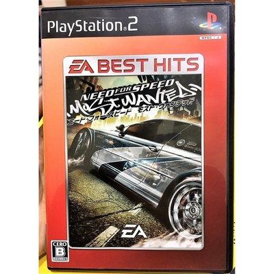 幸運小兔 PS2遊戲 PS2 極速快感 全民公敵 BEST HITS PlayStation2 日版 E3