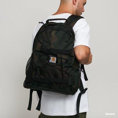 【美國鞋校】現貨 Carhartt WIP Kickflip Backpack 深迷彩 後背包  I006288-05P