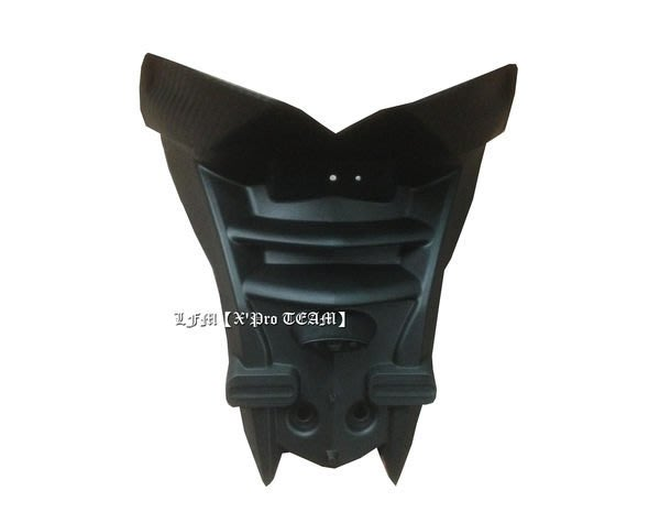 LFM【X'Pro TEAM】KOSO SMAX短式後牌照架~SMAX155短版後鎖牌版 含LED牌照燈