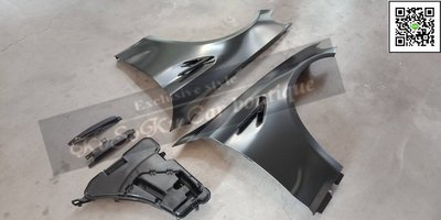 %【KoSoKu高速】BMW G30 520 530 M5 葉子板 空力套件 生鐵材質 現貨供應