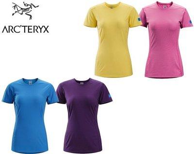 丹大戶外 【Arc'teryx】始祖鳥Arc12 Phase SL 短袖女款圓領上衣501318441四色