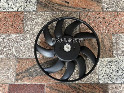 AUDI 原廠風扇馬達 A1 A3 A4 A5 A6 A7 A8 Q3 Q5 Q7 SCIROCCO 各年份款請內洽發問 高雄市