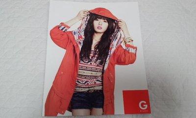 4Minute 泫雅 代言韓國 G BY GUESS 2013年春季目錄