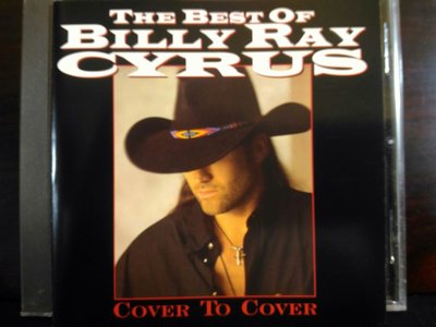 Billy Ray Cyrus ~ Some Gave All等三張專輯cd,600元。