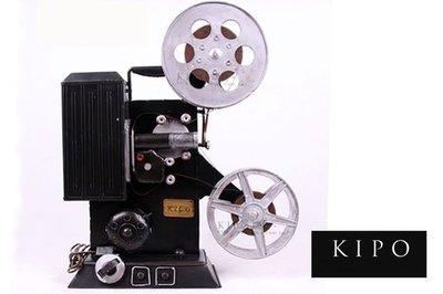 KIPO-專業攝影佈景道具/老式電影放映機模型/播放機/復古/攝影道具HFB001003A