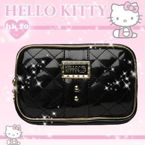4165本通 板神店 Hello kitty 收納包 鑰匙包 相機包 錢包 HK20-9 4547274012910