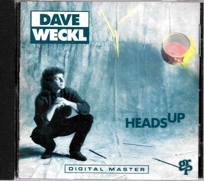 戴夫韋克爾Dave Weckl / Heads Up