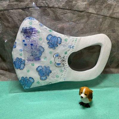 現貨淨新兒童3D立體口罩(10入)