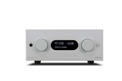 英國 AUDIOLAB M-ONE 藍芽數位綜合擴大機 台北勁迪音響5萬元內最佳推薦 保證底價供應 共抗疫情