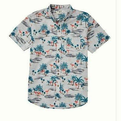 Billabong Vacay Print Short Sleeve Shirt 短袖襯衫