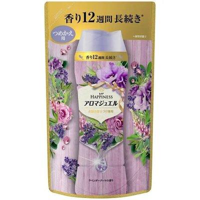 日本P&G 洗衣芳香粒 香香豆 補充包