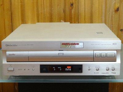 ~ 日本精品 PIONEER DVL-909 高階LD*DVD*CD播放機 ( $5800 有附遙控器 超優推薦 ) ~