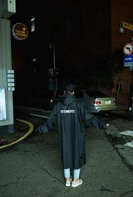 實體拍攝 韓國 高檔 防風 暗黑 風衣 外套 長版外套 歐美 外套 龐克 街頭 設計 風衣 大衣  四季可穿