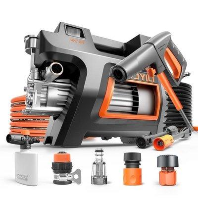 『格倫雅』汽車機 億力高壓洗車機洗車器神器220V家用清洗機全自動洗車水槍洗車水泵^13879