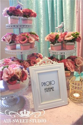 【AIR-SWEET】CANDY BAR主題婚禮布置&彌月派對道具租借(開幕優惠3000元)