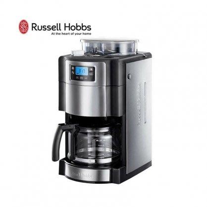 !!現貨供應!!~嚘呵咖啡~咖啡的DNA廠商!【Russell Hobbs 羅素】全自動研磨咖啡機20060-56TW