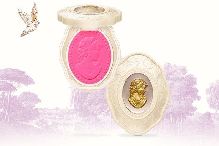 Les Merveilleuses LADUREE PRESSED CHEEK COLOR N 浮飾仕女腮紅19色預購中