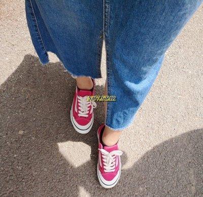 Vans Style 36 Decon SF 短頭 桃紅色 西瓜紅 麂皮 帆布 殺人鯨 VN0A3MVLVTK 男女鞋