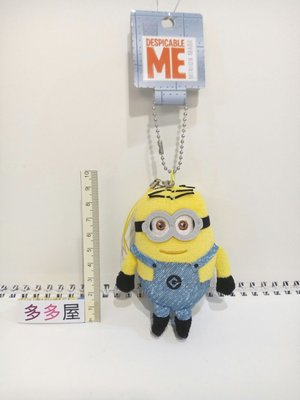 多多屋 日本帶回 購買於大板 環球影城  小小兵 小吊飾 正版