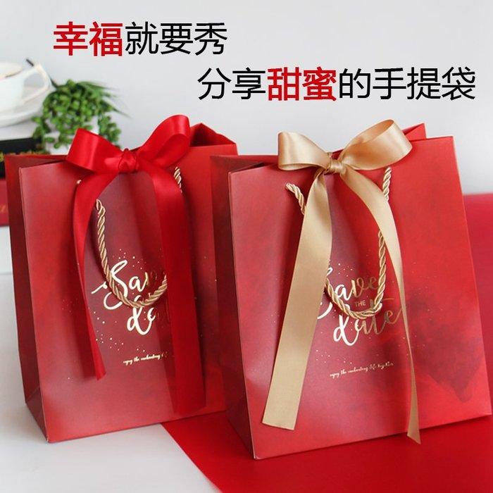 奇奇店-結婚婚慶用品喜糖盒子創意結婚禮物包裝盒喜糖袋禮品袋婚禮手提袋#唯美 #立體浮雕 #歐式風格