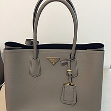 Prada Double Medium Bag Saffiano
