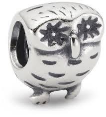 潘朵拉我最便宜{{潘朵拉的奇幻旅程}} PANDORA Owl Bead - RETIRED - 790278