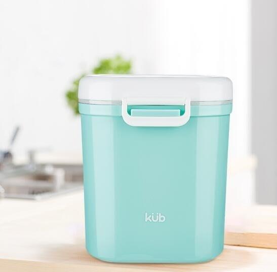 奶粉盒便攜式外出裝奶粉分裝盒迷你小號分隔盒零食盒奶粉格