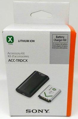 SONY ACC-TRDCX 台灣索尼公司貨 (含 BC-DCX2 充電器 、 NP-BX1 原廠鋰電池) 完整盒裝 台中市