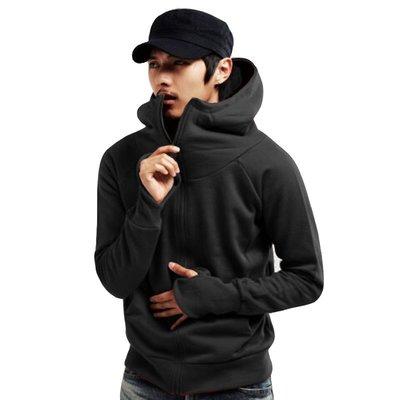 台灣現貨 男外套 連帽棉外套 開衫外套 棉質外套 加絨外套 保暖外套 修身外套 騎車外套 防風外套 型男外套 C05
