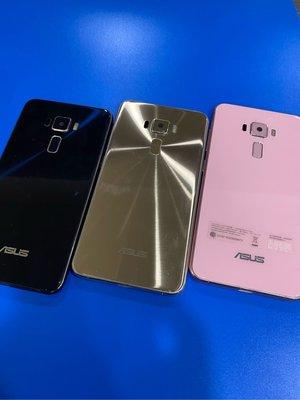 *二手商店*ASUS ZenFone3 ZE552KL 4G/64G(4G雙卡 1600萬畫素 8核 5.5吋)
