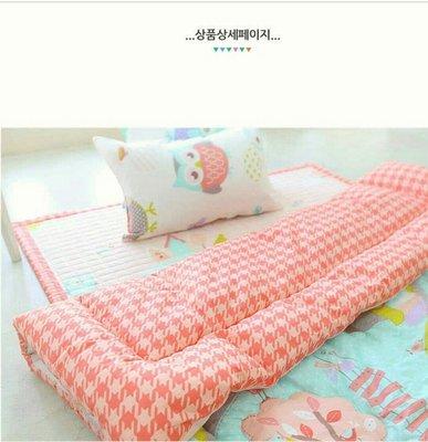 兒童睡墊/午睡被子~韓國製Good Mong 3D縫製四季睡袋  520服飾社區