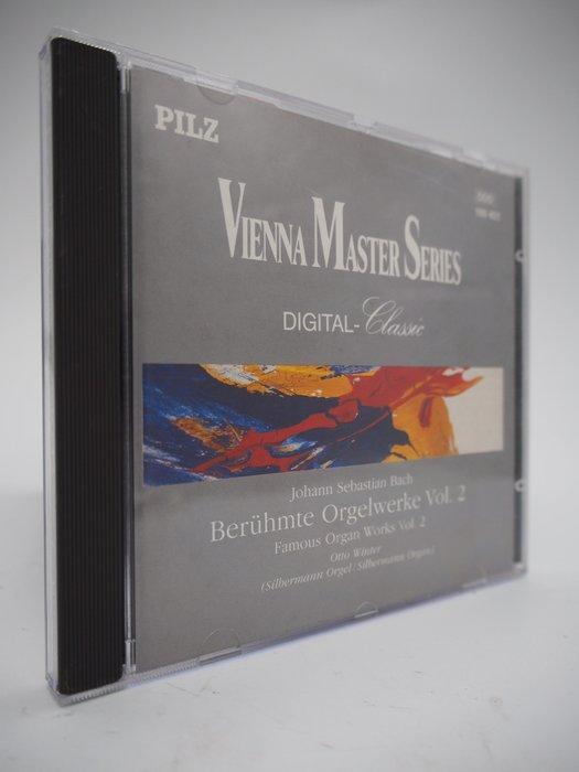 Johann S. Bach/Orgelwerke vol. 2_Vienna Master Series〖專輯〗CIR