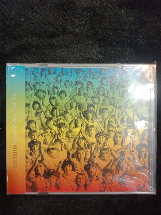 濱崎步 Ayumi Hamasaki - 觀眾 AUDIENCE - 2000年CD版 - 全新未拆 - 251元起標
