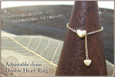*misaki*の日本Jewelry純代購【日本網路飾品】【自在調整】 純18K金戒指【3種K金】【日本 埼玉店】