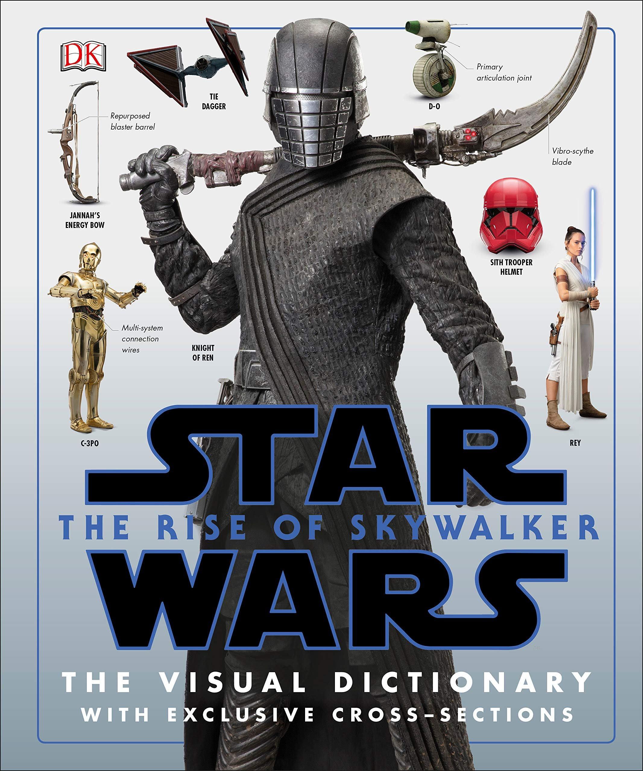 [代訂]星際大戰 9 天行者崛起  星戰百科(英文畫冊)9781465479037