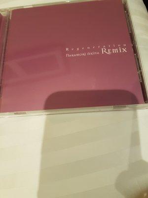 中森明菜 Regeneration I 日本版cd remix