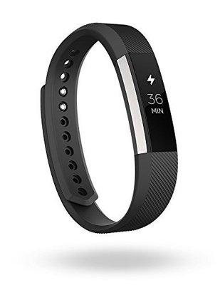 【WowLook】全新 黑色 Fitbit Alta 智慧體感記錄器 運動手環