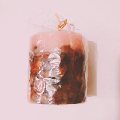 手工精油蠟燭 Rose Garden 玫瑰園 $1180