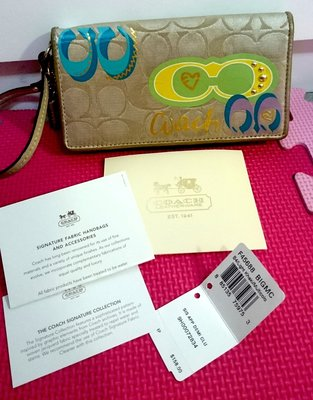 COACH 限量塗鴉包 / 手機包 / 手提包 / 皮夾 / 票夾 / 信用卡夾