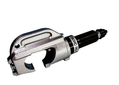 【川大泵浦】台震 CYO-400B 分離式油壓端子壓接鉗 (附六角模具7組)