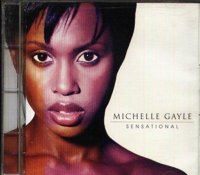 K - Michelle Gayle - Sensational - 日版 CD+2BONUS
