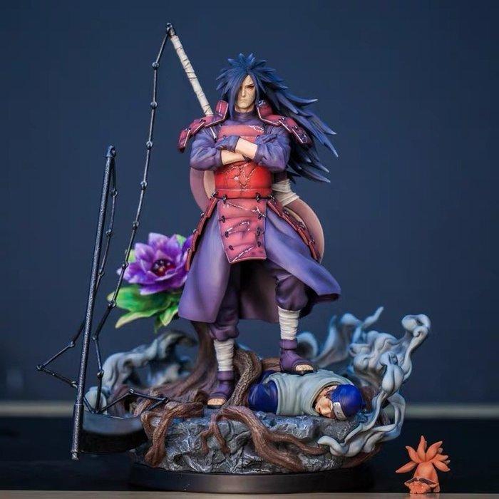 【預購】GK定制,火影忍者雕像,致幻起舞,火影手辦,斑模型gk擺件
