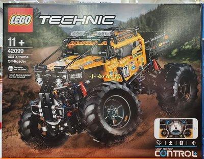 【小如的店】COSTCO好市多代購~LEGO 樂高積木 科技系列-越野遙控車42099(1盒裝)