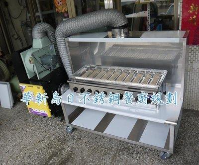 全新 下火烤爐排煙專用台 烤肉攤 環保排煙 靜電機環保排煙 馬達 風車 煙罩製作安裝 軟管排煙工程