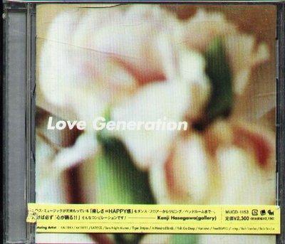 八八 - Love Generation - 日版 CD A Hundred Birds Karizma Late