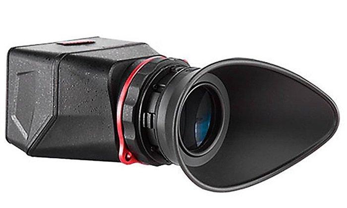 呈現攝影-美國Kamerar MagView 3.2 LCD取景器 3.2吋2.5倍螢幕放大鏡 遮光檢視鏡 屈光度