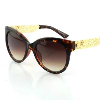 太陽眼鏡 時髦時尚款 偏光太陽眼鏡 鏤空蕾絲蕾絲花邊時髦 墨鏡